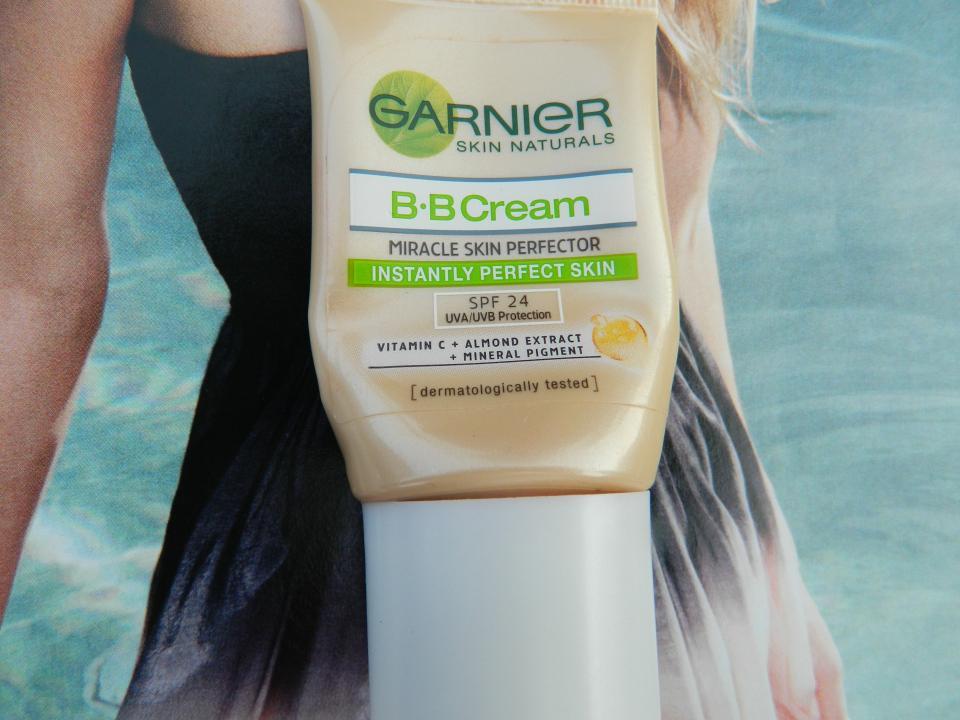 Garnier BB Cream Review