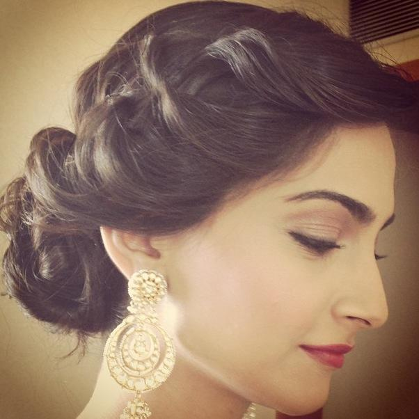 Best of Sonam Kapoor's Hairstyles