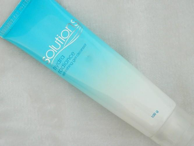 Avon Solutions Hydra Radiance Refreshing Gel Cleanser Review