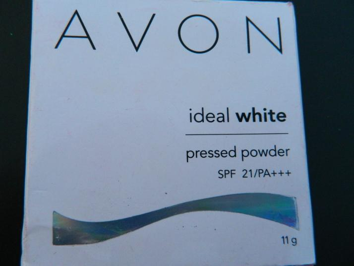 Avon Ideal White Pressed Powder SPF 21/PA+++ Review