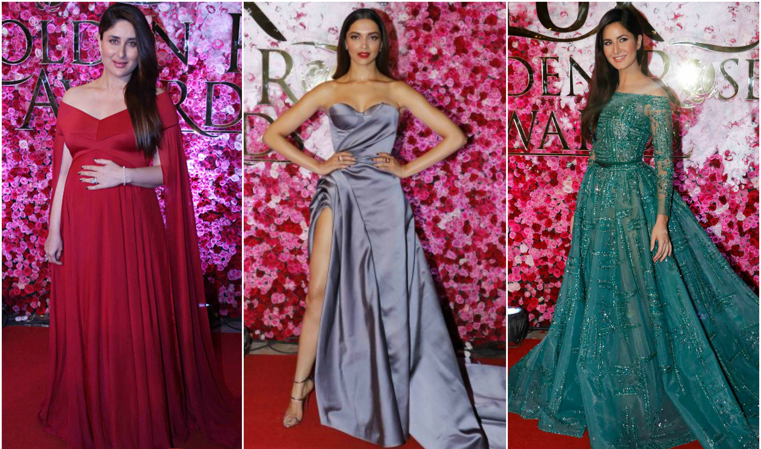 Lux Golden Rose Awards: Best Dressed Celebrities At Lux Golden Rose Awards 2016